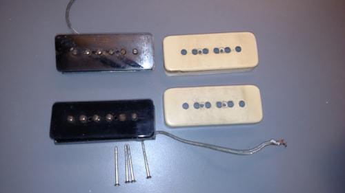 1952 Gibson Les Paul P-90 Pickups