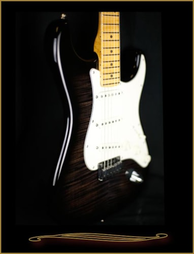2015 Fender Custom Shop American Custom Flame Maple Top Stratocaster