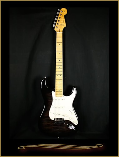 2015 Fender® Custom Shop American Custom Flame Maple Top Stratocaster®