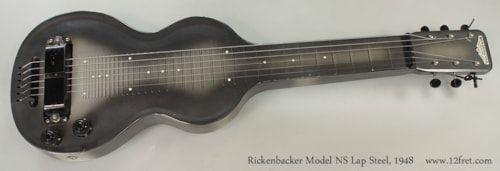 1948 Rickenbacker NS Model 100