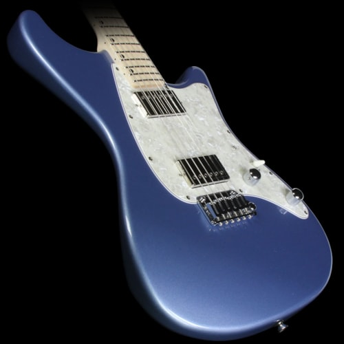 John Page Classic Ashburn HH Electric Guitar Pelham Blue