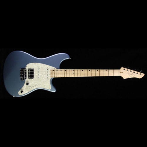 John Page Classic Ashburn HSS Electric Guitar Pelham Blue
