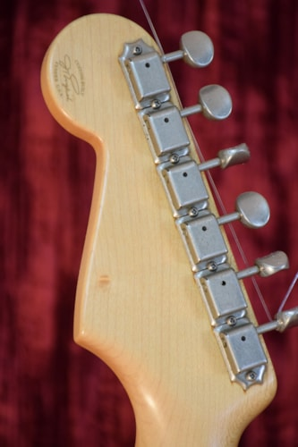 2004 Fender 1954 Stratocaster Masterbuilt by J. English