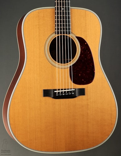 Collings D2H Madagascar Rosewood & Torrefied Sitka