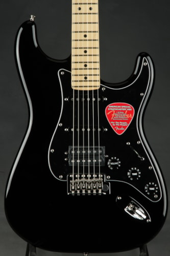 Fender® American Special Stratocaster® HSS - Black