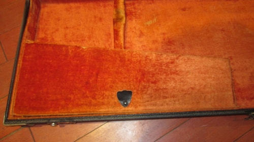 1965 Fender Precision/Jazz Bass Hard Case