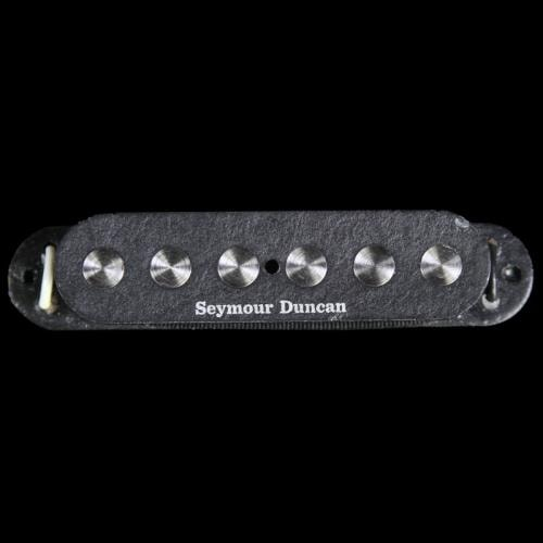 Seymour Duncan Quarter Pound Single-Coil Pickup (Black)