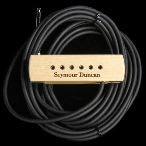 Seymour Duncan SA-3XL Adjustable Woody Acoustic Soundhole Pickup (Natural)