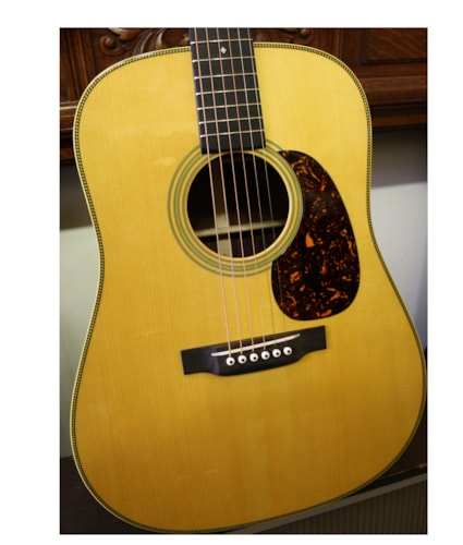 2014 Martin D-28 1937 Authentic