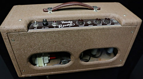 1962 Fender® Reverb Unit