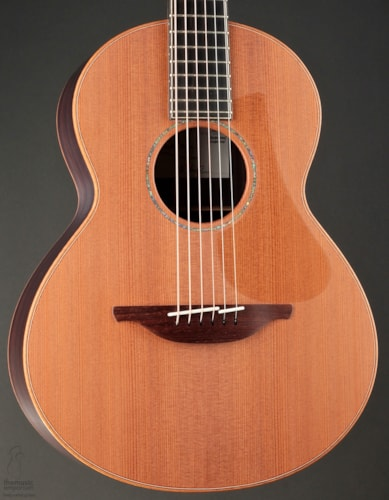 Lowden Wee WL-35 Redwood & Indian Rosewood