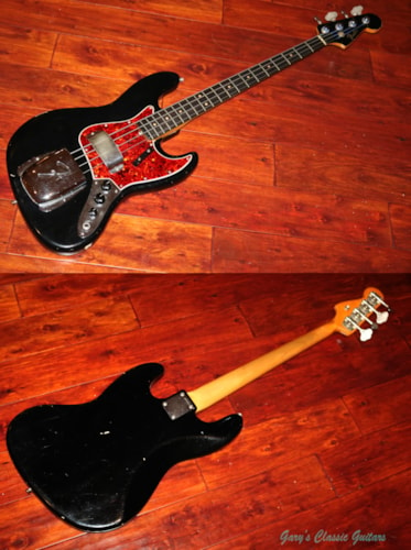 1964 Fender Jazz Bass  (#FEB0303)