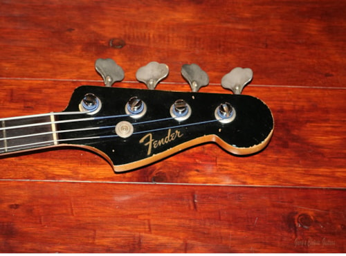 1964 Fender® Jazz Bass®  (#FEB0303)