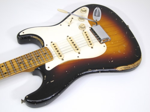 2011 Fender Custom Shop MVP 56 Stratocaster Master Built John Cruz