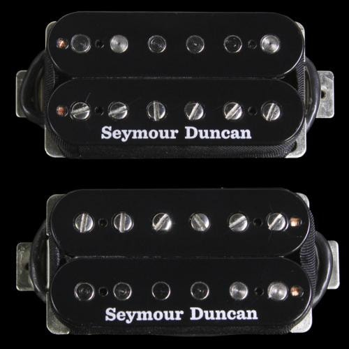 Seymour Duncan Distortion Humbucker Pickup Set (Black)