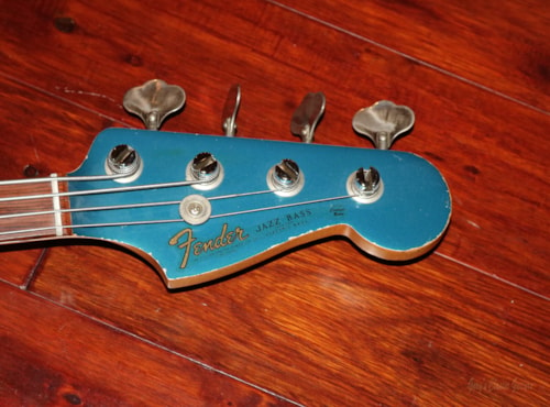 1964 Fender Jazz Bass  (#FEB0302)