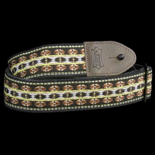 Levy's M8HTV Jacquard Weave Hootenanny Guitar Strap #19