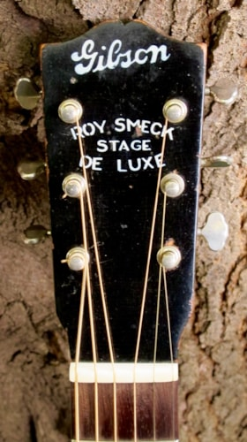~1935 Gibson Roy Smeck Stage Deluxe