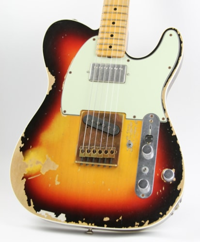 2007 Fender Masterbuilt Andy Summers Telecaster 1 of 250