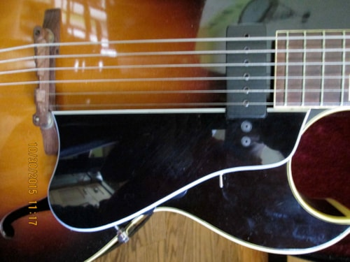 1959 Gibson L4C