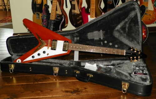 ~2011 Epiphone 58 Flying V