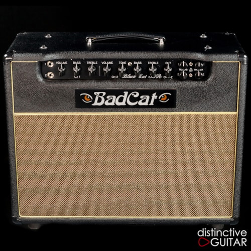 Bad Cat Black Cat 30R Tube Combo