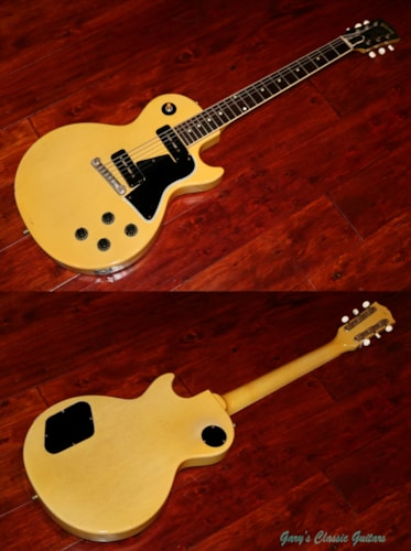 1957 Gibson Les Paul TV Special (#GIE0800)