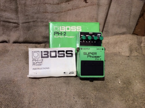 ~1986 Boss PH-2 Super Phaser with Box
