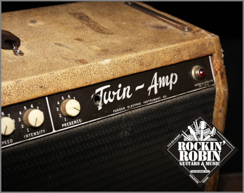 1962 Fender® Twin Amp™