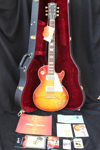 2006 Gibson Les Paul 1959 Historic R9 VOS