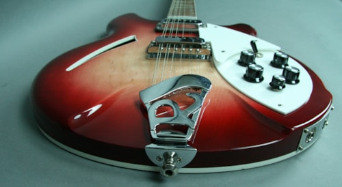 2004 Rickenbacker 360/12 Fireglo 12 String Electric Guitar OHSC USA