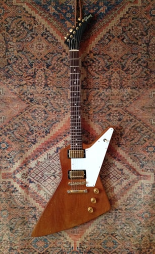 1976 Gibson Explorer Limited Edition 1976