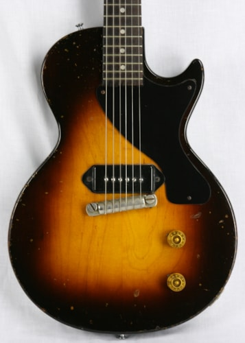 1954 Gibson Les Paul Jr. MAPLE BODY!