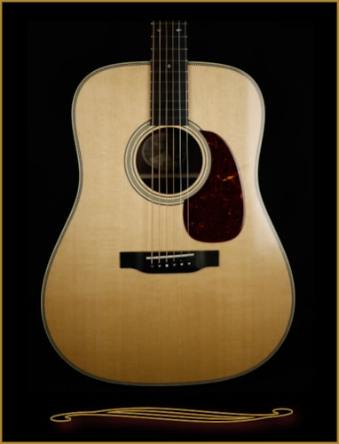 "2015 Collings D2H with 1 3/4"" Nut Width and Adirondack Braces"