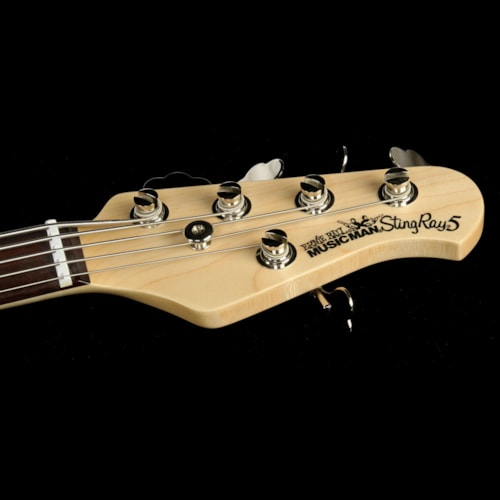 ERNIE BALL MUSIC MAN Used 2016 Ernie Ball Music Man Stingray 5 Electric Bass Guitar Tobacco Sunburst