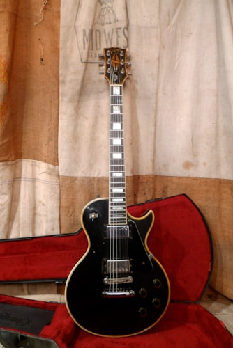 1980 Gibson LES PAUL CUSTOM
