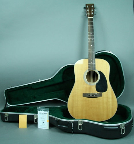 2007 Martin D-18 Acoustic / Electric Guitar Natural Finish USA Made w/OH
