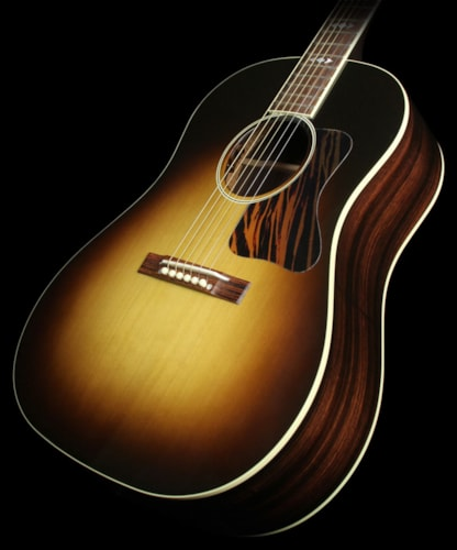 Gibson Used Gibson Montana Limited Edition Luthier's Choice Advanced Jumbo Acoustic/Electric Guitar Vintage Sunburst
