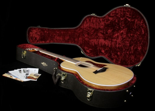 Taylor 458e Grand Orchestra 12-String Acoustic-Electric Guitar Natural