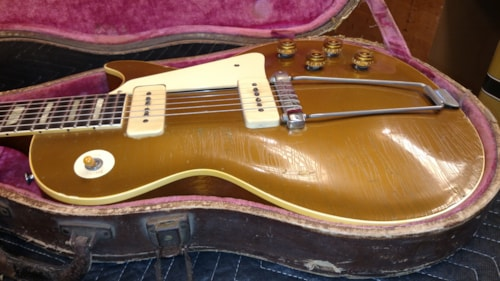 Gibson 1953 Les Paul Goldtop