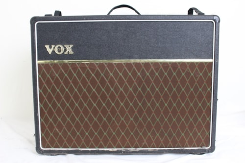 1997 Vox AC-30/6 TB Tube Amplifier w/footswitch & Cover - Made in UK