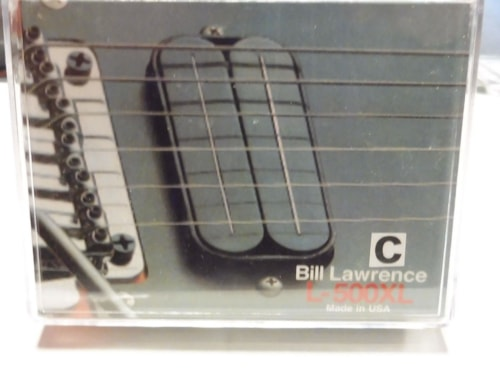 Bill Lawrence L500XL C