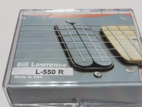 Bill Lawrence L550 R B