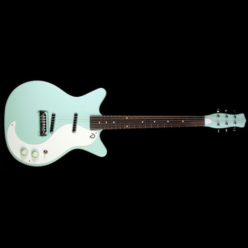 Danelectro '59 M-NOS Plus Electric Guitar Seafoam