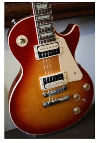 2014 Gibson Les Paul Classic 20th Anniversary model