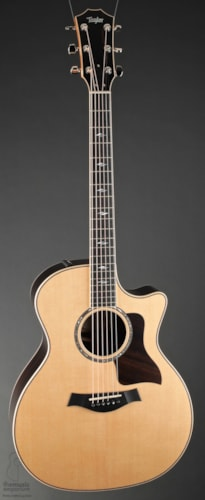 Taylor 814ce Brazilian LTD