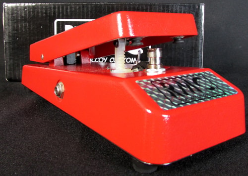 2012 Real McCoy Custom RMC 5 Wizard Wah