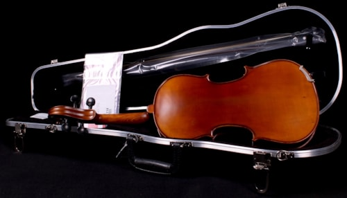 2016 William Lewis & Sons WL46E4CH Violin Outfit- with Case & Bow