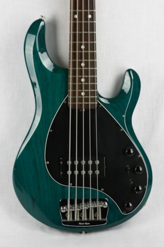 ~1998 ERNIE BALL MUSIC MAN Stingray 5-string Bass! USA