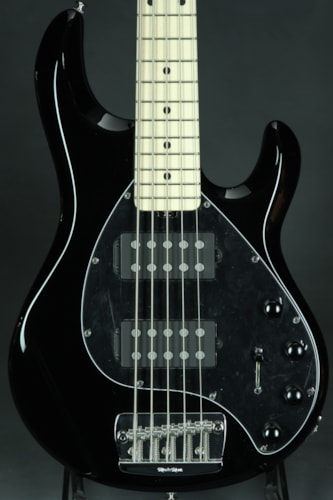 ERNIE BALL MUSIC MAN Sting Ray V HH - Black